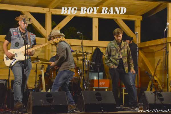 Big Boy Band 2018 (T)